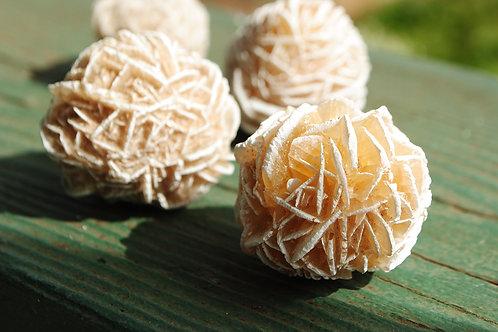 One Desert Rose | Flower Mineral | White Crystal | Crystal Healing | Chakra