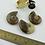 Thumbnail: Ammonite | Fossil | Calcite | Opalization | Brown | Yellow | Stone | Chakra