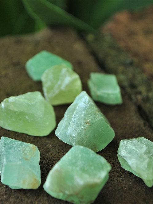 Bulk Aqua Calcite