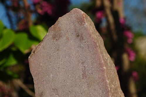Lepidolite Slab | Lilac Stone | Silicate | Mineral Healing | Chakra