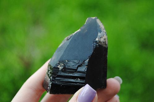 Smoky Quartz Crystal | Black Crystal | Natural Smoky Quartz