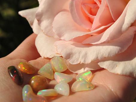 October's Birthstone: Opal!