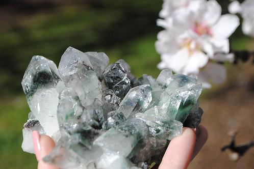 Phantom Quartz | Chlorite Quartz | Quartz | Crystal | Crystal Healing | Chakra