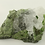 Thumbnail: Diopside in Quartz | Pyroxene mineral | Vivid green crystal | Chrome Diopside |