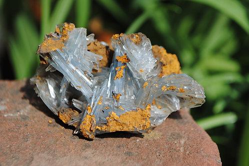 Barite | Heavy Spar | Blue Crystal | Crystal Healing | Aquarius