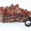 Thumbnail: Red Quartz Cluster | Fire Red Quartz Cluster | Iron Oxide Quartz | Natural Red |