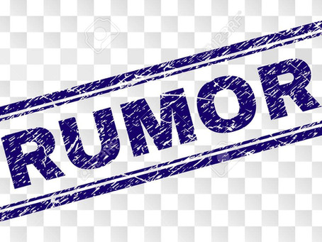 Rumors of Violence