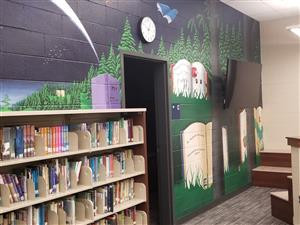 New Look for the Library