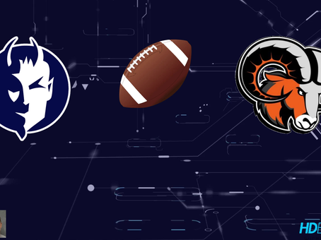 Carey vs. Upper Sandusky Football Live Stream
