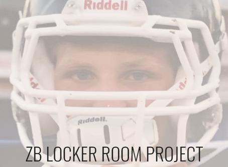 ZB Locker Room Project