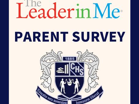 Carey Elementary Parent Survey