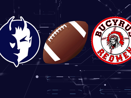 Carey vs. Bucyrus Football Live Stream!