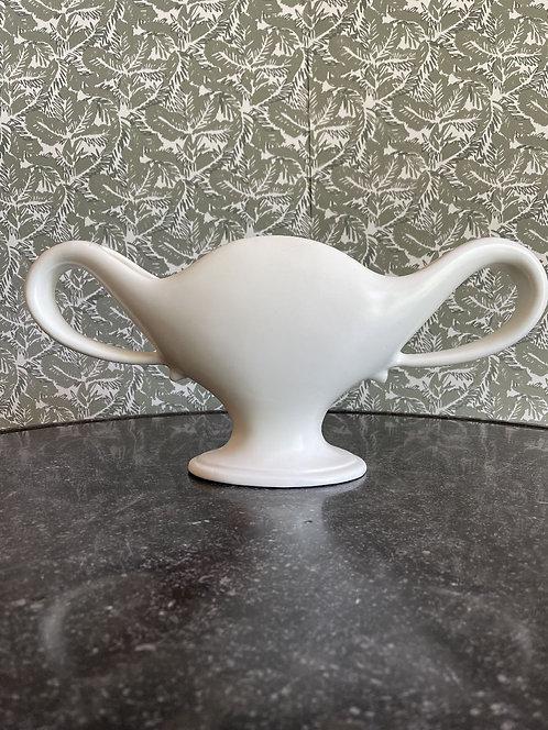 Constance Spry 44cm  Classic shape fully glazed Mantle Vase