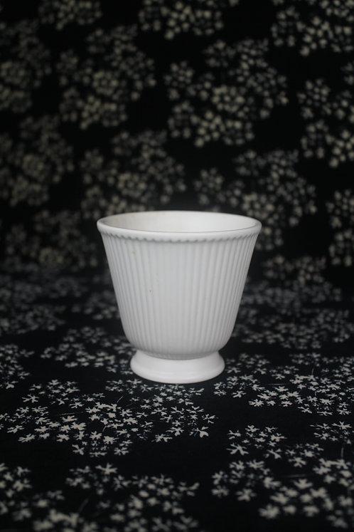 Smallest Etruria & Barlaston Wedgwood Ribbed Vase