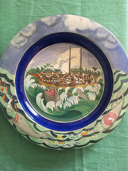 Priscilla Kennedy Jonah Plate