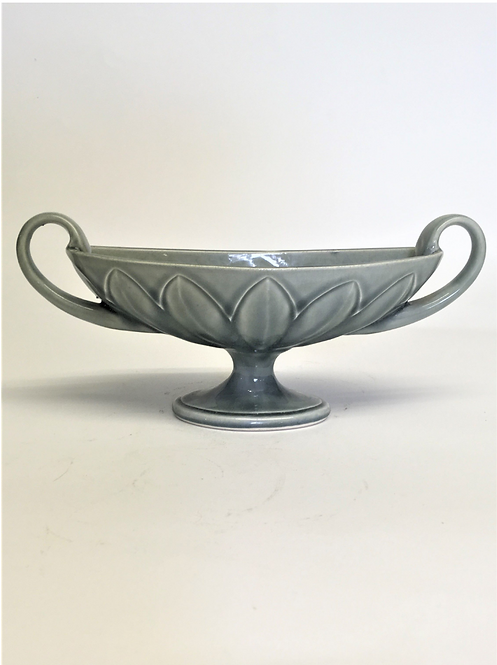 Classical Design Constance Spry Green Mantle Vase