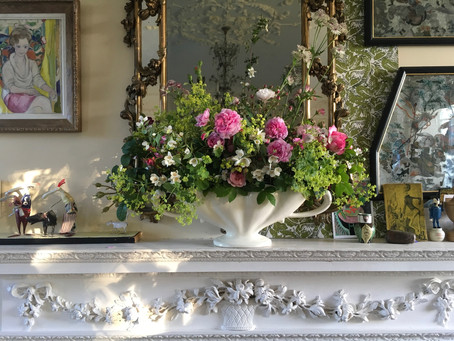 Constance Spry Vases