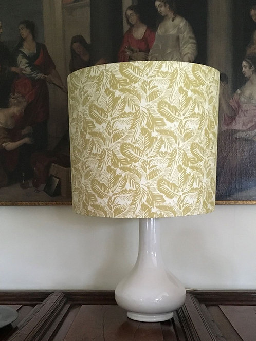Large Paper Drum Shade