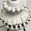 Thumbnail: 'Casa Pupo' Style Urn Shaped Ceramic Table Lamp