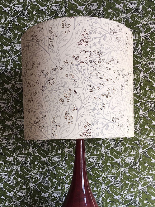 Large Drum Shade in Tree Bough