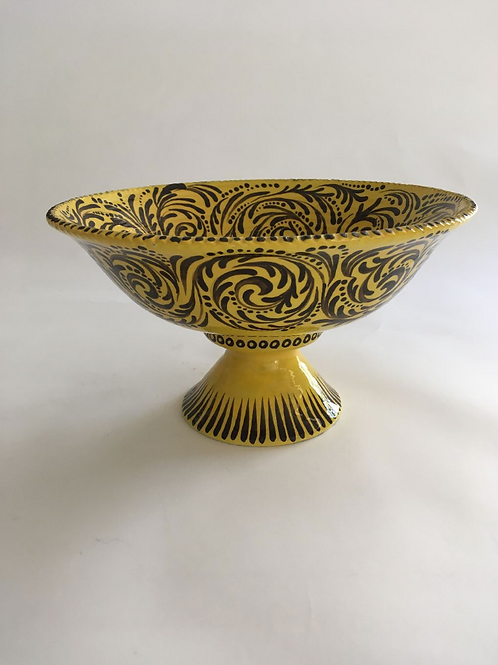 Katrin Moye Compote Pedestal Dish