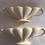 Thumbnail: Extra Large Constance Spry Classic Scalloped mantle vase