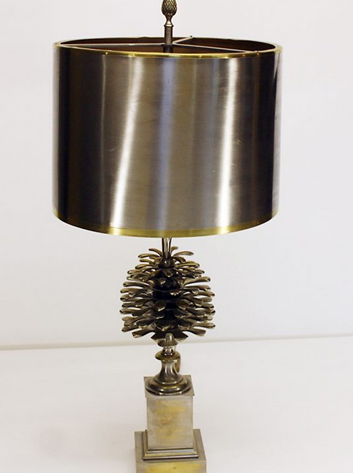 Maison Charles Pine Cone Lamp