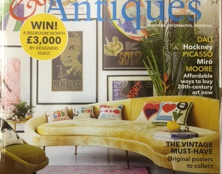 Homes and Antiques June 2017 Issue