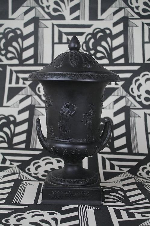 Wedgwood Black Basalt Urn