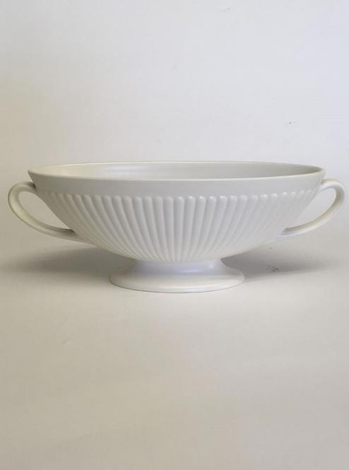 Wedgwood Classical White Mantle Vase