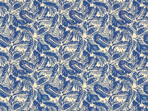 Pine Blue – World of Interiors April 2020