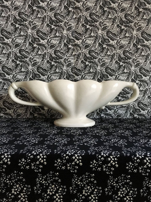 Large Constance Spry Classic Scalloped Mantle Vase -SOLD