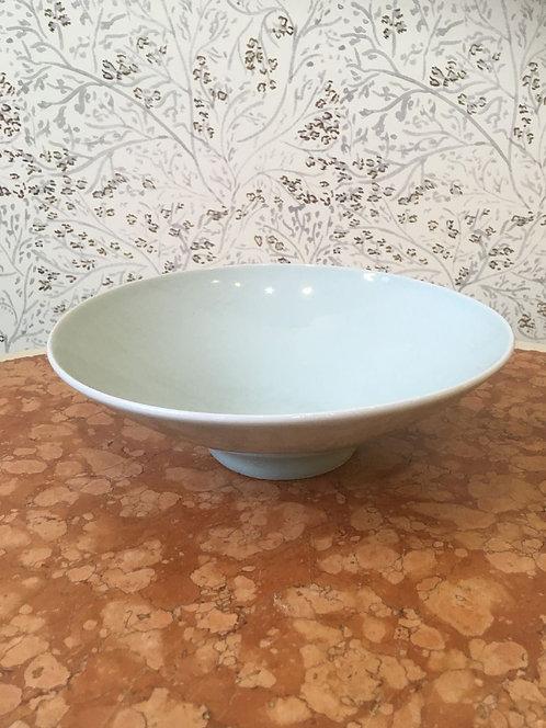 Medium Mercury Bowl Grey 23.5cm