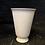 Thumbnail: Wedgwood of Barlaston & Etruria Round Ribbed Vase