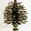 Thumbnail: Maison Charles Pine Cone Lamp