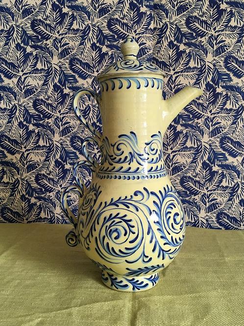 Katrin Moye Large Coffee Pot - SOLD