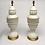 Thumbnail: Pair of striking large Casa Pupo style Spanish pottery lamps