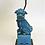 Thumbnail: Turquoise Blue Foo Lamp