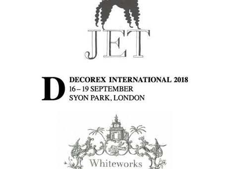 New Handblock Designs from JET archive to be launched at Decorex 2018