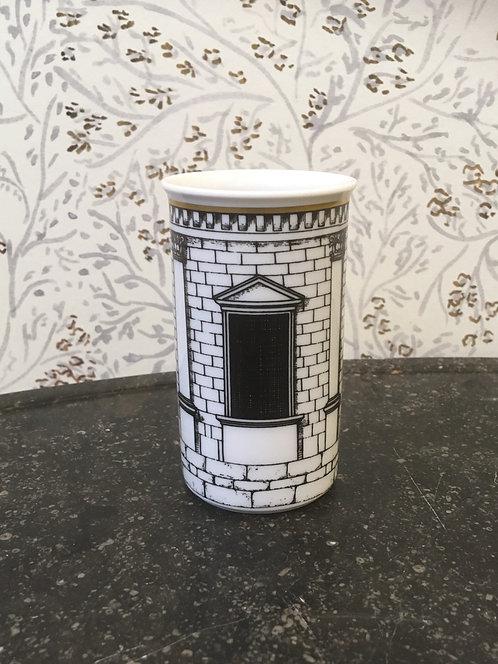 Small Fornasetti Spill Vase