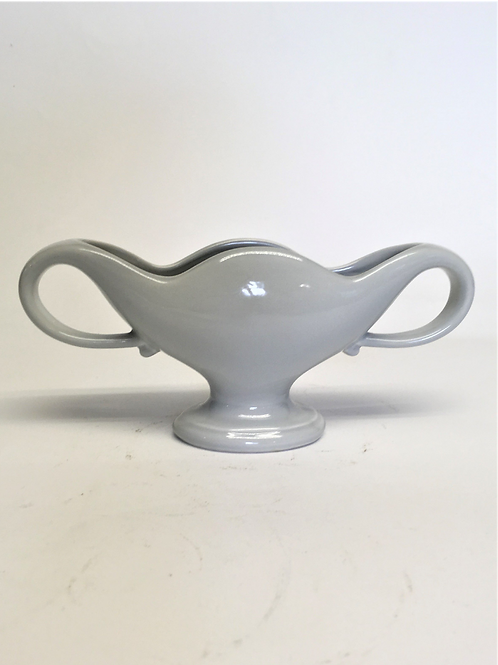 Constance Spry Classic Light Grey Small Mantle Vase