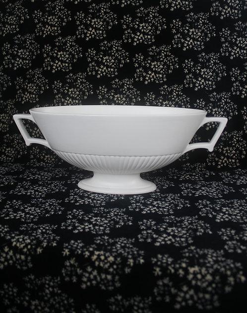 Wedgwood Ribbed Mantle Vase