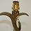 Thumbnail: Mid Century Gilt Brass Swordfish Lamp