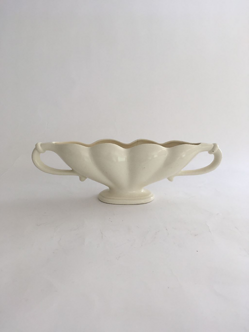 Large Constance Spry Scalloped Vase
