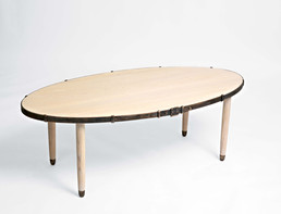 A CAPELLA TABLE FOR KÄLLEMO