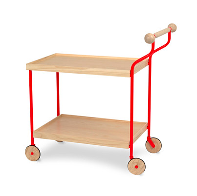 DARJEERLING TEA TROLLEY