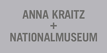 ANNA IS EXHIBITED IN NATIONALMUSEUM, SWEDEN´S NATIONAL STAGE FOR CONTEMPORARY DESIGN