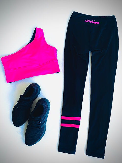 Legging and bra - Vivid set