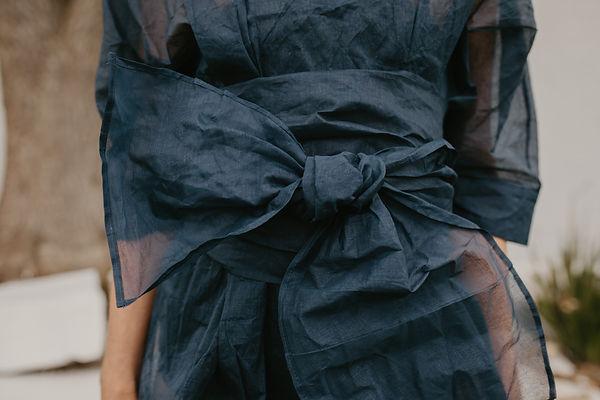 Tuck Dress Waist