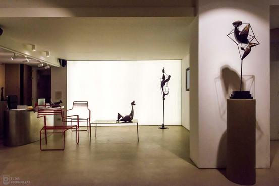 P gallery | sculpture